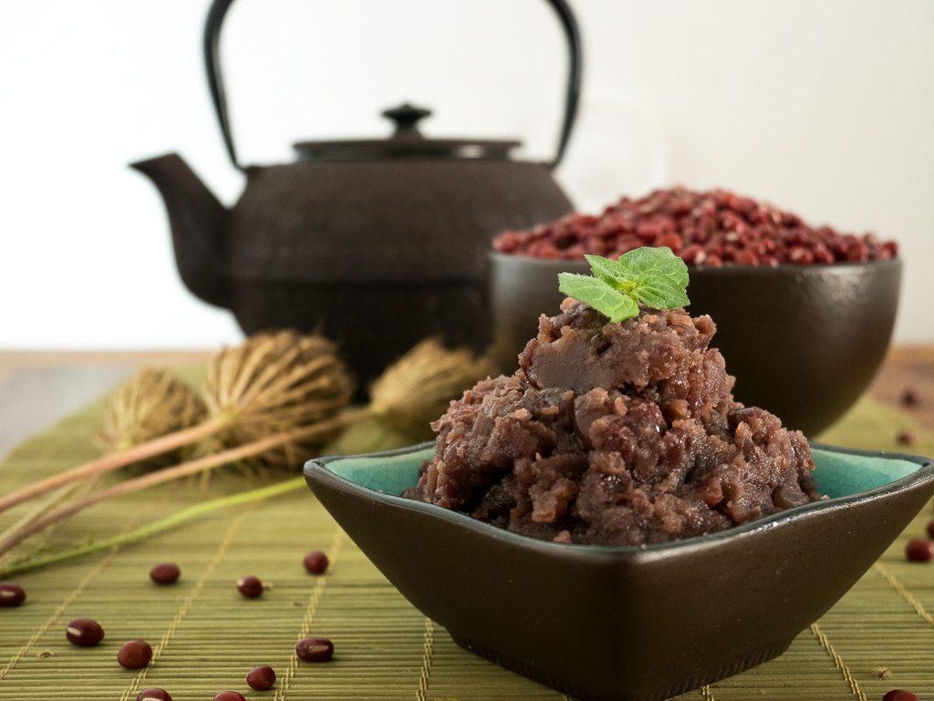 Rote Bohnen Paste Anko