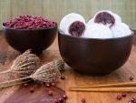 Daifuku in a bowl
