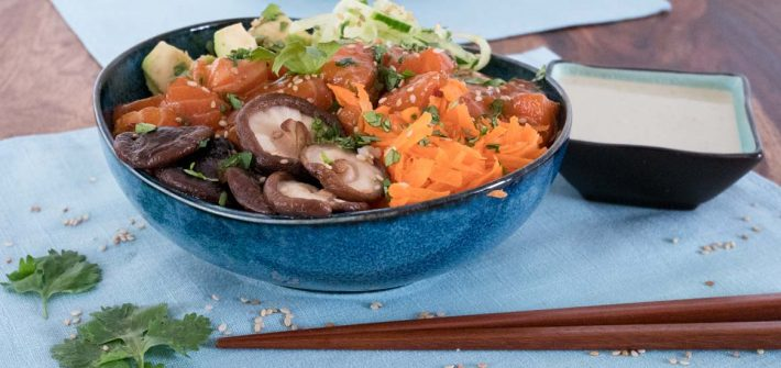 Poke Bowl - Featured Image
