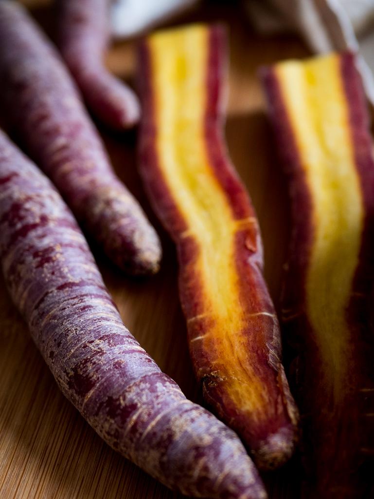 Purple Haze Karotten